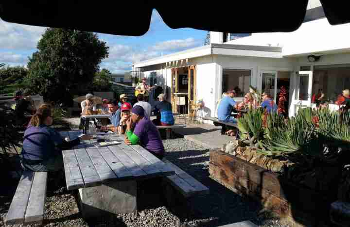 Waimea Cafe Waikanae Beach