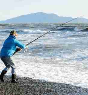 surf casting mark cootes